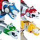 Voltron: Legendary Defender - Legendary Lion: 4Type Set(Provisional Pre-order)