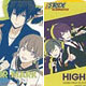 Prince of Stride Alternative - Trading Mini Shikishi Complete Set