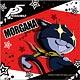 P5 -Persona 5- Microfiber: Morgana
