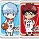 アクリルバッジ 劇場版 黒子のバスケ LAST GAME SD 10個入りBOX