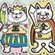 3月のライオン ニャー将棋ラバーストラップ 9個入りBOX
