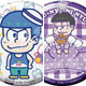 Osomatsu-san x Sanrio Characters - Trading Can Badge 13Pack BOX