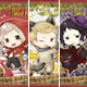 Bungo Stray Dogs - Clear File Set Fairy Tale ver. A: Little Red Riding Hood