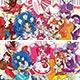 キラキラ☆プリキュアアラモード パズルガム 8個入りBOX(食玩)