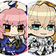 Fate/EXTELLA - Can Badge Collection vol.2 50Pack BOX