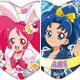 KiraKira Precure A La Mode - Heart Can Badge Collection 12Pack BOX
