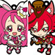 KiraKira Precure A La Mode - Rubber Strap 6Pack BOX