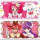 KiraKira Precure A La Mode - Silicone Chara Brace w/Gum 12Pack BOX (CANDY TOY)