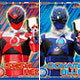 Uchu Sentai Kyuranger - Sticker Collection 20Pack BOX(Pre-order)
