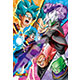 Jigsaw Puzzle - Dragon Ball Super: Absolute God VS Super Saiyan Blue Vegito 300pcs (300-1176)