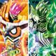 仮面ライダーバトルガンバライジング ガシャットヘンシン チョコウエハース4 20個入りBOX (食玩)