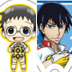 Yowamushi Pedal NEW GENERATION - Flag Charm 10Pack BOX