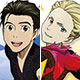 Yuri on Ice (Anime Ver.) - Mini Clear File Collection 13Pack BOX