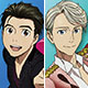 Yuri on Ice (Anime Ver.) - Mini Shikishi Collection 13Pack BOX