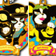 Rubber Mascot - JoJo's Bizarre Adventure: Iggy no Kimyou na Cosplay GOLD.ver 6Pack BOX