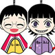 [Bonus] Yowamushi Pedal NEW GENERATION - TeruTeru Mascot Part.2 Sohoku High School Ver. 6Pack BOX
