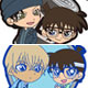 Detective Conan - Rubber Strap DUO vol.2 7Pack BOX