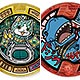 Youkai Watch - Youkai Medal USA Gum Plus 14Pack BOX (CANDY TOY)