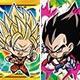Dragon Ball - Chou Senshi Sticker Wafer Z Kaimaku! Chikara no Taikai 20Pack BOX (CANDY TOY)