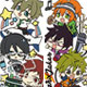 THE IDOLM@STER SideM Wake Atte Mini! - Trading Rubber Strap Idol Time [1] Complete BOX