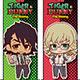 劇場版 TIGER & BUNNY -The Rising- コネクトストラップ ぷにキャラver 10個入りBOX