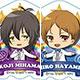 KING OF PRISM -PRIDE the HERO- きゃらみゅトレーディングアクリルバッジ 12個入りBOX