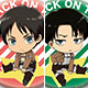 Attack on Titan - Petanko Trading Can Badge 75 8Pack BOX