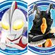 Ultraman - Crystal Magnet 2pcs Set (Ultraman x Zetton)