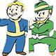 Fallout 4 - Vault-boy Hanger Clip: 24Pack BOX