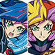 Yu-Gi-Oh! VRAINS - Chara Badge Collection 8Pack BOX