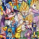 Jigsaw Puzzle - Dragon Ball Z: DRAGONBALL Z CHRONICLES II 352pcs (352-90)