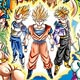 Jigsaw Puzzle - Dragon Ball Z: DRAGONBALL Z CHRONICLES III 352pcs (352-91)