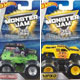 Hot Wheels 1/64 Monster Jam 12Item Assortment