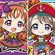 Love Live! Sunshine!! - Sticker Wafer Part.2 20Pack BOX (CANDY TOY)