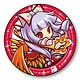 Touhou Project - Tobidastyle! BIG Can Badge Part.2 (Fujiwara no Mokou)(Released)