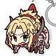 Fate/Apocrypha 赤のセイバー アクリルつままれキーホルダー