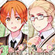 Hetalia Axis Powers - Pukutto Badge Collection BOX Vol.2 12Pack BOX