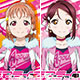 Love Live! Sunshine!! - Acrylic Badge MIRACLE WAVE ver BOX 9Pack BOX(Pre-order)