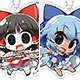 Touhou Project - Acrylic Keychain Collection / Tenkuushou 11Pack BOX(Released)