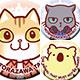 Hataraku Oniisan! - Can Badge Set 3Item Set