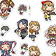 ChimaDol THE IDOLM@STER Million Live! - Momoko's Cute Sticker Set HOTCH POTCH FESTIV@L!!