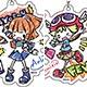アクリルキーホルダー「ぷよぷよ」01/グラフアートデザイン 8個入りBOX