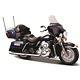 1/12 Complete Motorcycle Model HARLEY-DAVIDSON 2013 FLHTK Electraglide Ultra Limited (Blue)