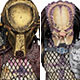 Predator: Bad Blood - Bad Blood & Enforcer Ultimate 7 Inch Action Figure 2PK