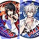 Hypnosis Microphone - Hologram Can Badge Collection 12Pack BOX