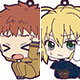 Fate/stay night Heaven's Feel - Rubber Strap Collection ViVimus 12Pack BOX