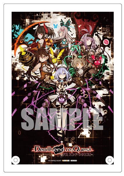 【あみあみ限定特典】Death end re;Quest 二ノ宮しいな 1/7 完成品フィギュア[ブロッコリー]《発売済・在庫品》