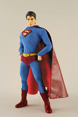 リアルアクションヒーローズ-278 スーパーマン[メディコム・トイ]《在庫切れ》