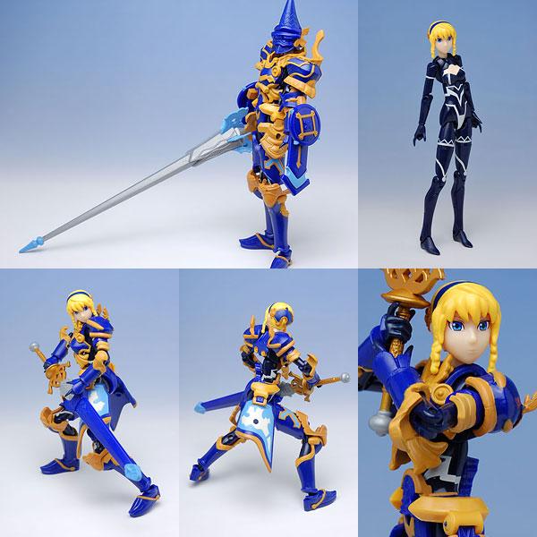 武装神姫 第3弾 騎士型MMS サイフォス
