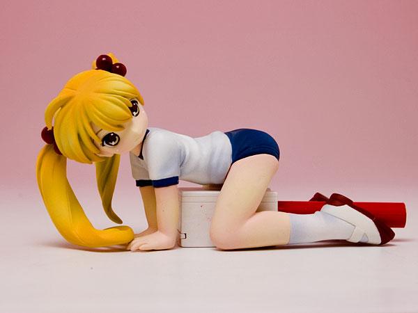 ぷれい☆ステーショナリー #02 えんぴつけずり くるみ 通常・紺ブルマ版